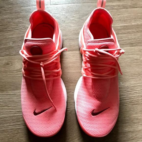 1c3c0ec0e5d8 Exclusive Women s Coral Nike Presto. M 5ac81d46a4c485e8ebbb3dec